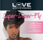 Super-Duper-Fly Afro Extensions